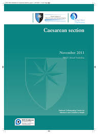caesarean section national