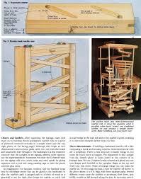 diy wooden marble run woodarchivist