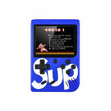 Buy Sup - Retro <b>Portable Mini Handheld Game</b> Console With 400 in ...