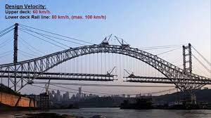 Steel Arch Truss Design Things You Didnt Know World Record Steel Arch Bridge