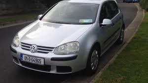 2005 VW Golf 1.4 - YouTube