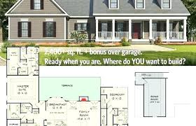 southern ranch house plans farmhouse living vintage floor country small style home full size