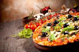 food art wallpaper. Beautiful Food Depth Of Field Food Art Olives Pizza Wallpaper On Food Art Wallpaper S