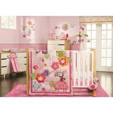 cute ideas baby nursery room decoration with carters baby bedding set beautiful pink girl baby