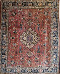 large persian hand knotted khoye rug in wool cotton foundation ref 22 3 65m x 3 00m