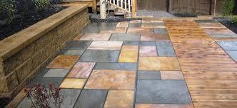 magnificent brick paver patio cost on beautiful design pavers stunning