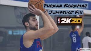 josh richardson jumpshot Fix 2k20 - YouTube