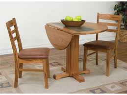 Drop Leaf Kitchen Table Chairs Antique Drop Leaf Table With Chair Storage Home Chair Designs