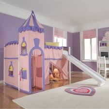 Princess Bedroom Uk Princess Bed With Stairs And Slide Beautiful Bunk Girls W Msexta