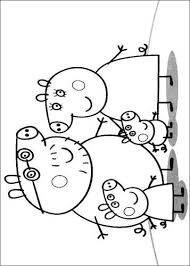 View and print full size. Kids N Fun Com 20 Coloring Pages Of Peppa Pig