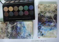 sleek make up garden of eden i divine palette swatches 2 sleek make up garden of eden make up and swatch