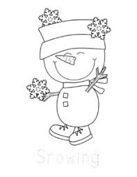 Christmas angel coloring page for kids. Free Winter Coloring Pages