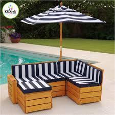 kidkraft outdoor furniture elegant kidkraft outdoor sectional with cushions