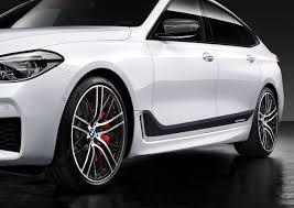 El BMW Serie 6 GT estrena este pack M Performance - Car and Driver