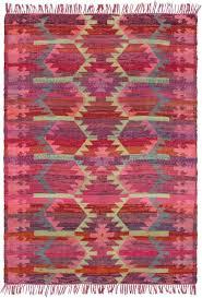 dark pink rug area rug pale pink dark red violet lime bright pink medium gray denim dark pink rug