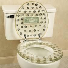 gold foil toilet seat. gold foil toilet seat u