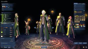 Blade And Soul Clan Outfit Designs Clan Design