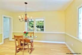 dining room paint ideas with chair rail two tone wall painting ideas unique dining room paint