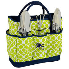 garden tote and tools set