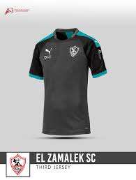 • the home design for this season consists of the club's traditional white shirt with two red stripes, in addition to a grey stripe on both sides alongside other minor details also colored grey. Al Zamalek Sc Egypt Kits 2019 20 On Behance