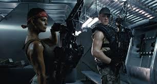 Resultado de imagen de Aliens marines