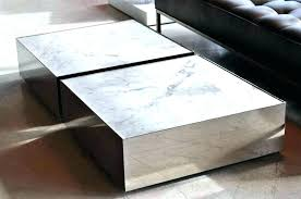 white marble coffee table tables top with gold legs whit