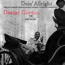 <b>Dexter Gordon</b>: <b>Doin</b>' Allright. Vinyl. Norman Records UK