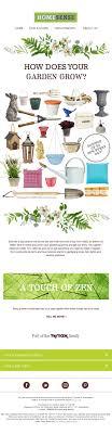garden tools newsletter by gosia kwasnik homesense