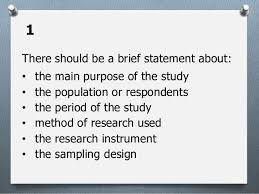 The implications identified for each How To Make Research Paper Chapter 5 Summary Consclusion And Recomm