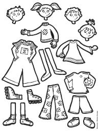 Fille Coloriages Autres Page 2