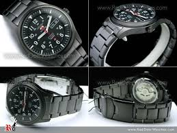 buy seiko 5 military automatic 100m all black mens watch snzg17 seiko 5 military automatic 100m all black mens watch snzg17 snzg17j1