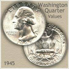 1945 Quarter Value Discover Their Worth