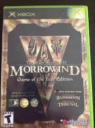 It All Began With Skyrim Morrowind