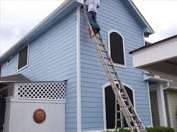 exterior painting contractors stunning decoration house paint side after