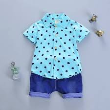 Buy <b>Children's wear</b> shirt <b>2019 summer</b> new boy 1-4 years old kids ...