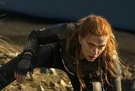 Scarlett Johansson suit ...