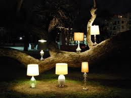 outdoor table lamps battery operated boundless ideas
