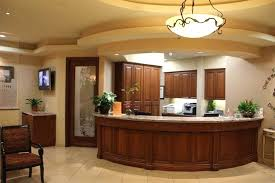dental office front desk design. Dental Office Front Desk Testimonials Bob Lit Of A Dentist With Wooden Interior . Design