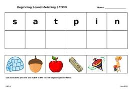 In this satpin worksheet booklet you will find a phonics worksheet for each sound in the first group of jolly phonics. Satpin Worksheets Teachers Pay Teachers