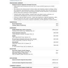 Dental Hygiene Resume Sample 60 Dental Hygiene Resume Samples Event Planning Template Dental 5