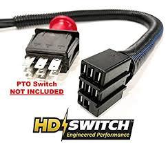amazon com hd switch pto switch wire harness repair kit 523030 hd switch pto switch wire harness repair kit 523030 1714772 1722887sm 50018299 174651 690 900