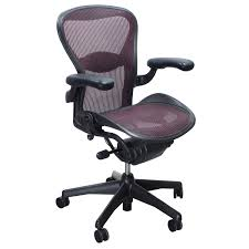 Classic Aeron Chair  True Black  Open BoxAeron Office Chair Used