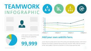 Free Teamwork Infographic Template Slidemodel