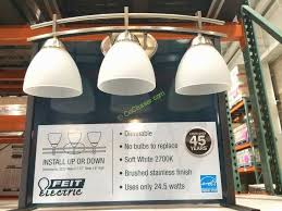 artika champagne glow indoor 4 pendant light elegant puck lights costco rlfnx7w 7 watt led recessed light