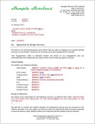 Letter Of Proposal For Services Sample Professional Letter Formats