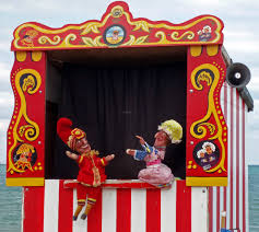 graphic arts contextual studies essay punch and judy hand a traditional punch and judy booth