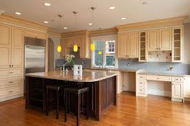 kitchen cabinet refacing before