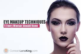 eye makeup styles 5 techniques you should know