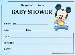 baby shower invitations free templates mickey mouse baby shower invitation template orderecigsjuice info