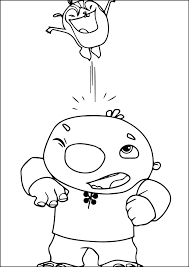 Nice Wallykazam Coloring Pages 06 09